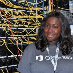 Esther Manley, Alum, Network Administration and Cybersecurity A.A.S. Degree