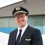Professional Pilot Alumna
